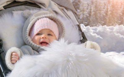 Kaj vse potrebujemo za zimskega dojenčka?